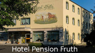 Hotel Fruth in Germering - Harthaus nähe Gilching